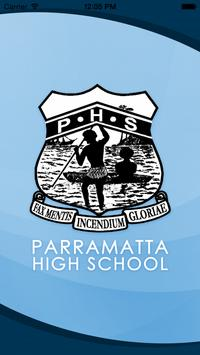 Parramatta High School poster