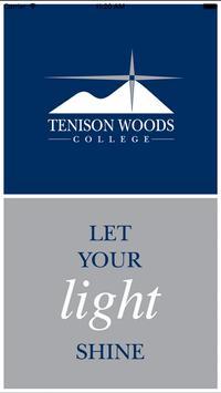 Tenison Woods College poster