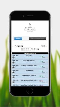 Skodsborg Spa & Fitness screenshot 2