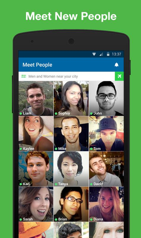 scout dating app