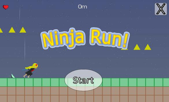 NinjaRun screenshot 1
