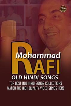 Mohammad Rafi Old Hindi Songs screenshot 7