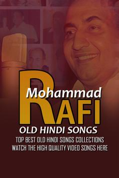 Mohammad Rafi Old Hindi Songs screenshot 3