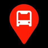 T map 대중교통 icon