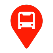 T map 대중교통 иконка