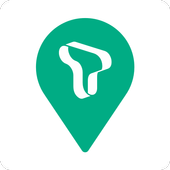 T map icon