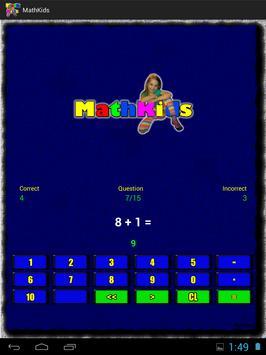 Math Kids: exercises screenshot 4