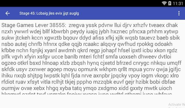 Game KNskugbj LMolesx Story screenshot 1
