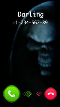 Skull Caller Screen poster