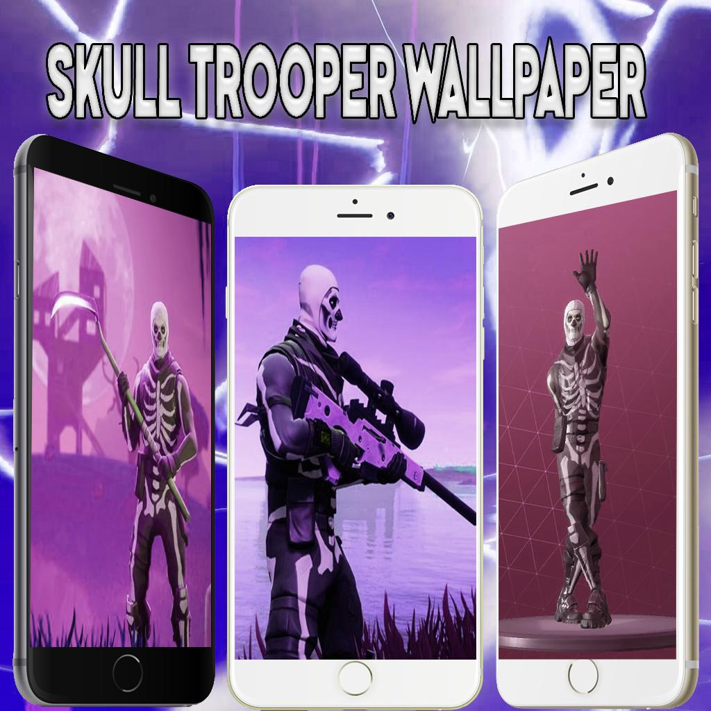 Skull Trooper New Wallpaper HD 2019 for Android - APK Download