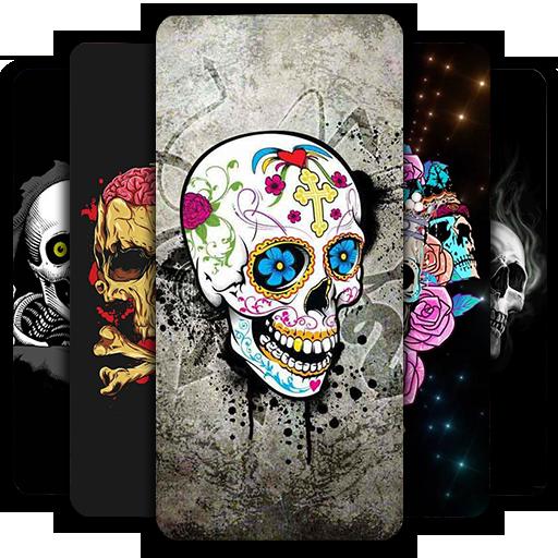 Skull Wallpaper ☠️