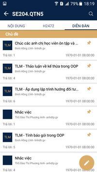 Topica Uni screenshot 4