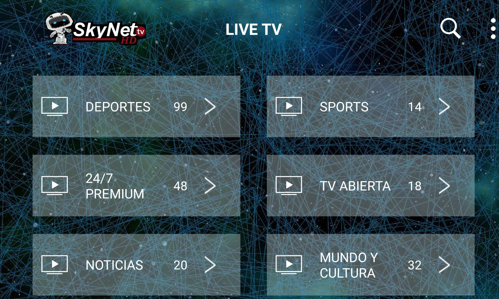 Skynet tv HD for Android - APK Download