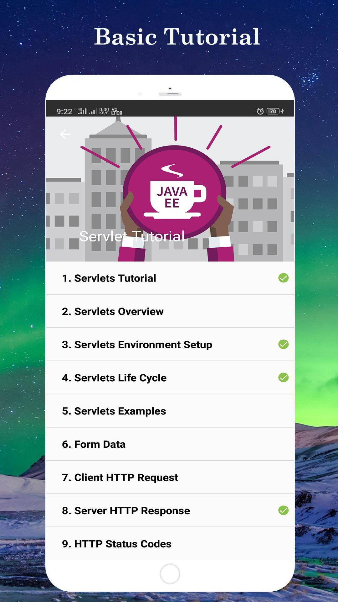 Learn Advance Java for Android - APK Download