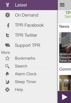 TPR Public Radio App screenshot 2