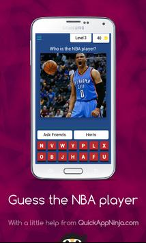 Guess The NBA Player screenshot 3