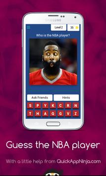 Guess The NBA Player screenshot 2