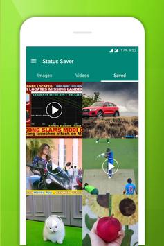 Status Saver for Whatsapp - Save HD Images, Videos Screenshot 3