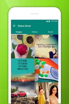 Status Saver for Whatsapp - Save HD Images, Videos screenshot 5