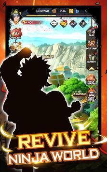 Legends of Konoha Ninja poster