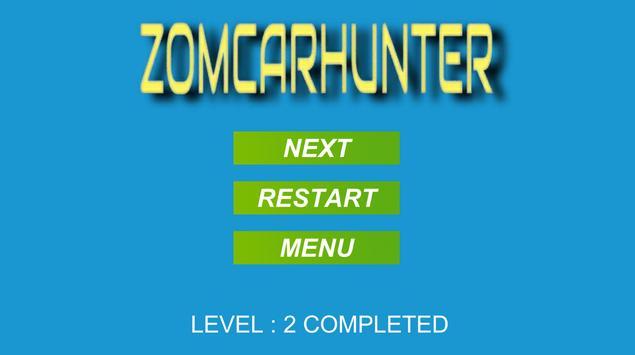 ZomCarHunter screenshot 6