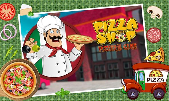 Pizza maker Cooking Game 2016 poster
