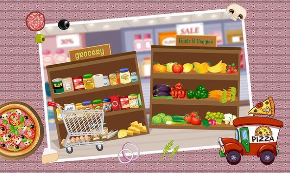 Pizza maker Cooking Game 2016 screenshot 11