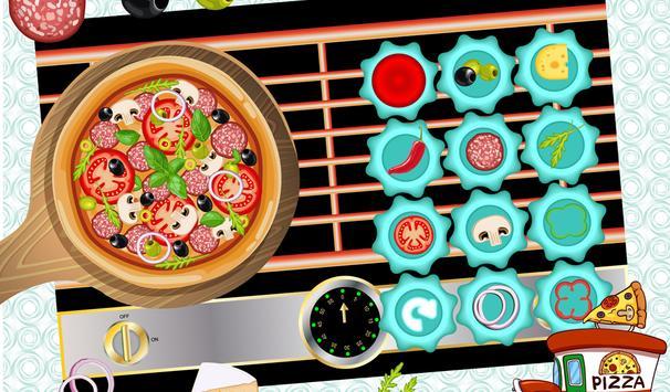 Pizza maker Cooking Game 2016 screenshot 9