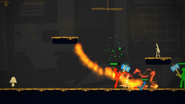 Stickman Exile Hero screenshot 17