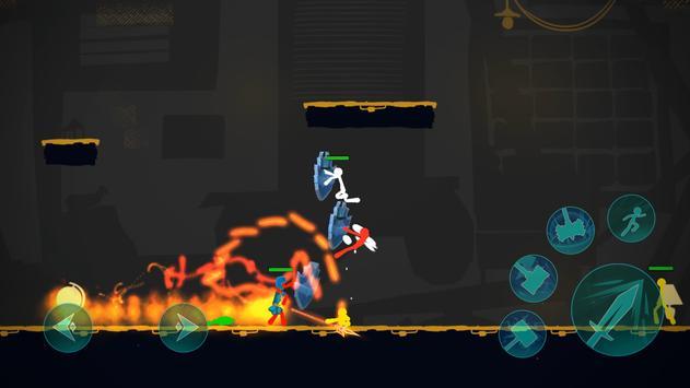 Stickman Exile Hero screenshot 5