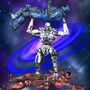 Robot Street Fighting Real Steel Brawl Champion APK Android