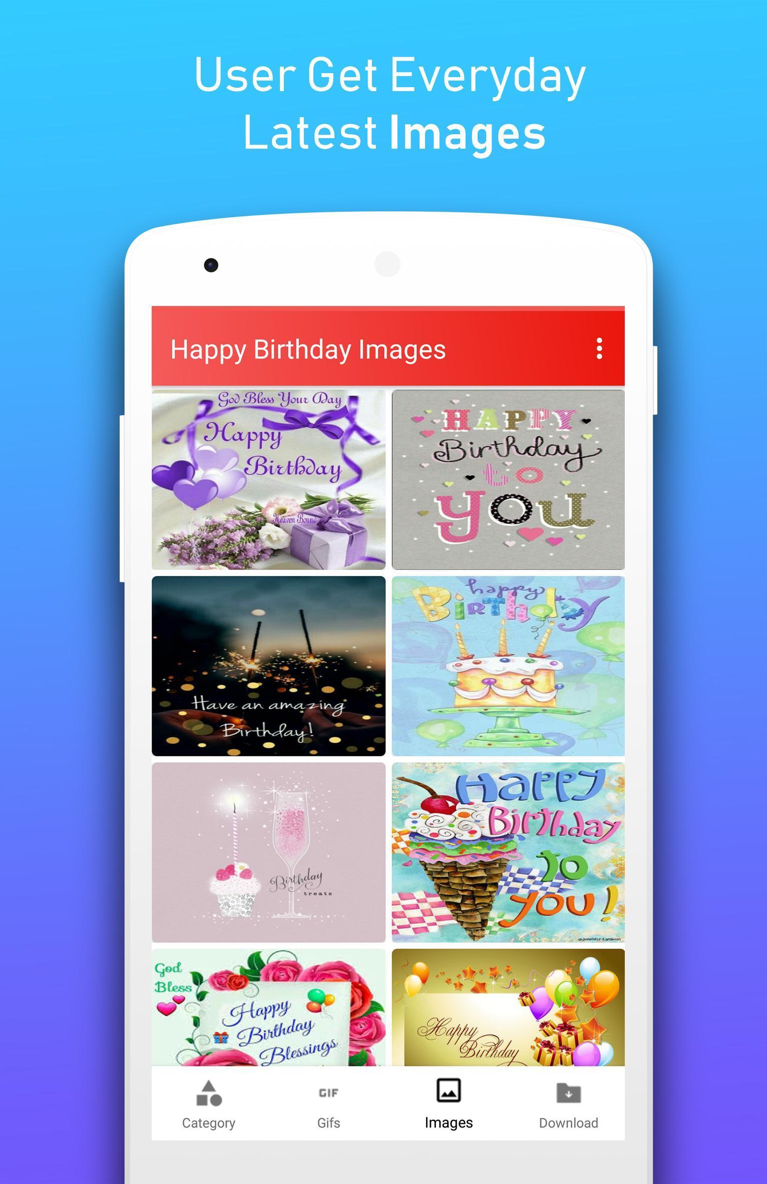 Selamat Ulang Tahun Gif For Android Apk Download