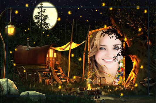 fantasy photo frames screenshot 5