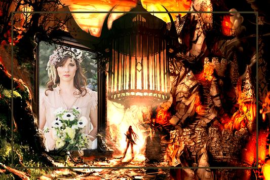 fantasy photo frames screenshot 7