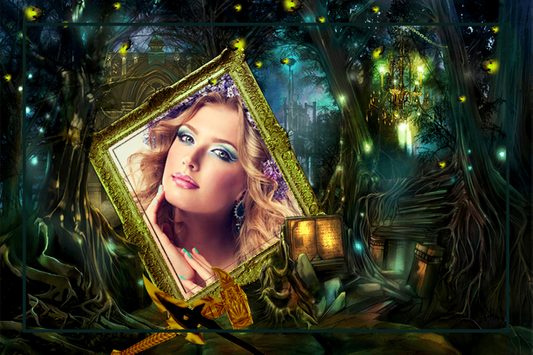 fantasy photo frames screenshot 9