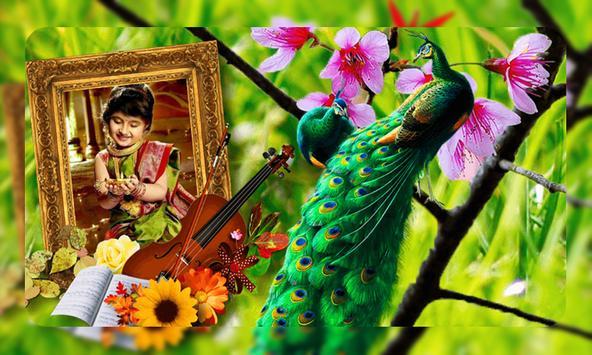 Peacock Photo Frames screenshot 8