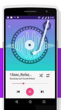 Rocks Music Player screenshot 2