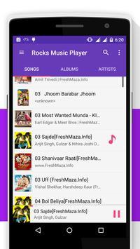 Rocks Music Player screenshot 6