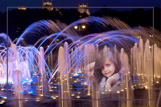 Water Fountain Photo Frames screenshot 6