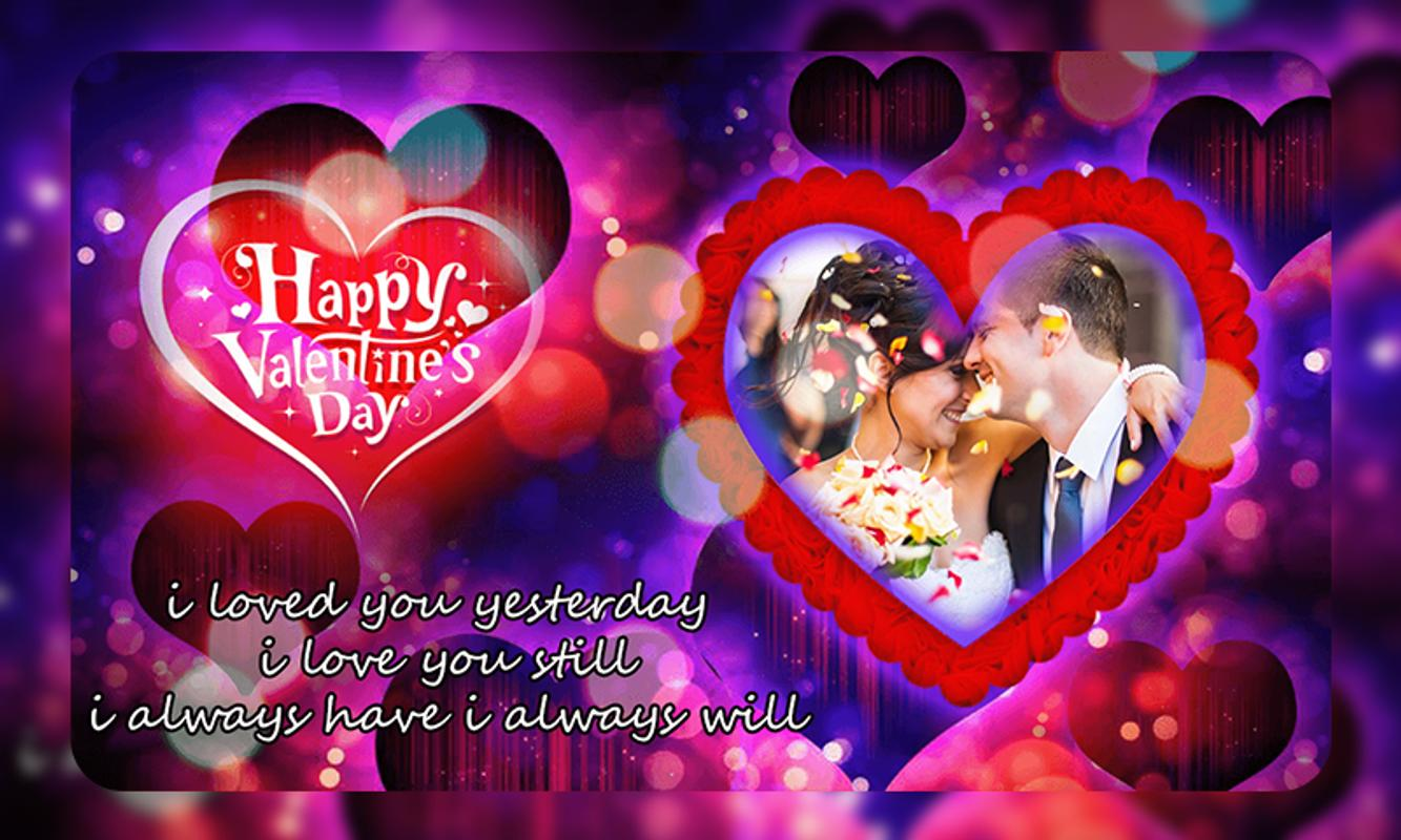 Valentine S Day Photo Frames For Android Apk Download