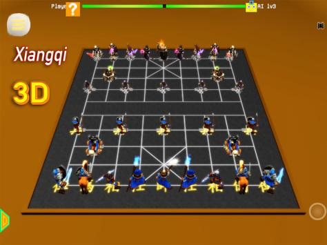 Chess 3D Real Characters - Puzzles & Conquest screenshot 12
