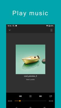 FE File Explorer スクリーンショット 4