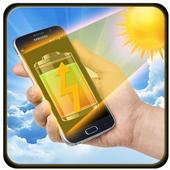 Solar Battery Prank icon