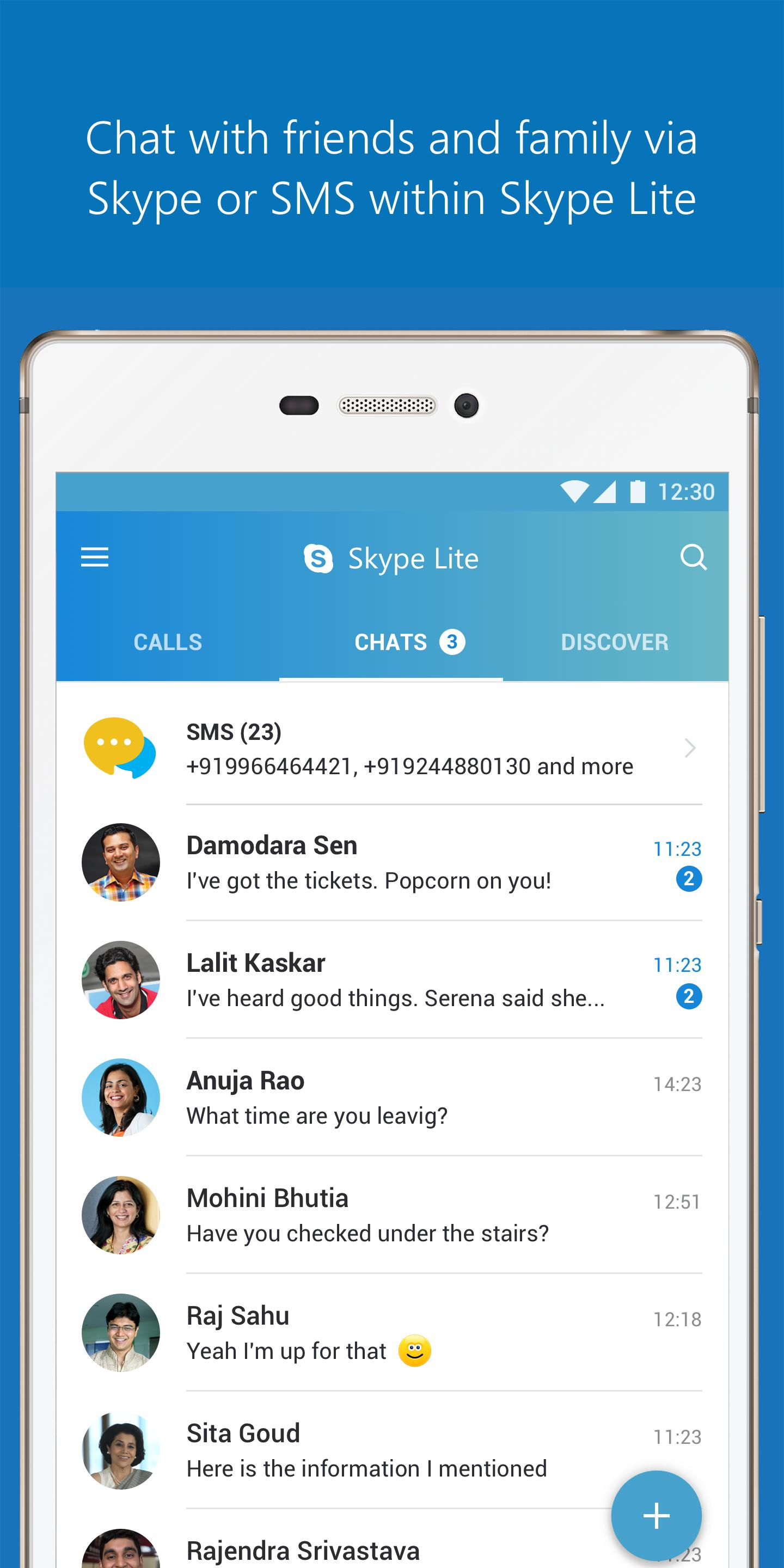 Skype Lite for Android - APK Download