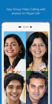 Skype Lite скриншот 2