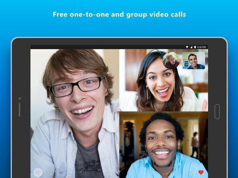 Skype: chat e chamadas com vídeo grátis imagem de tela 11