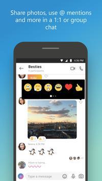 1 Schermata Skype - videochiamate e IM gratuite