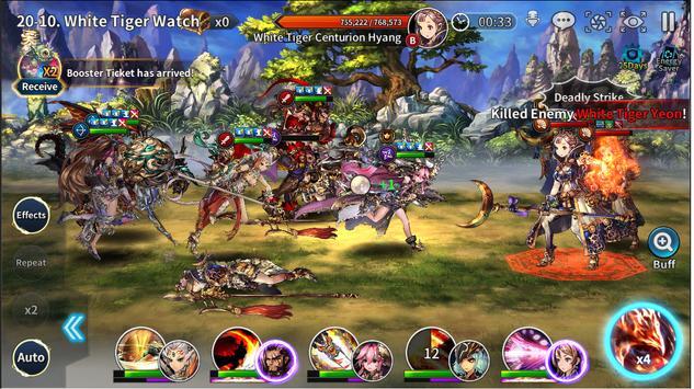 FINAL BLADE capture d'écran 5