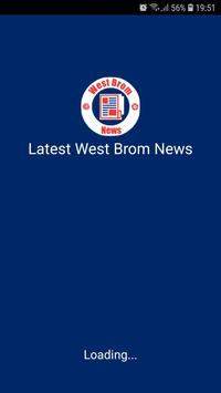 Latest West Brom News poster