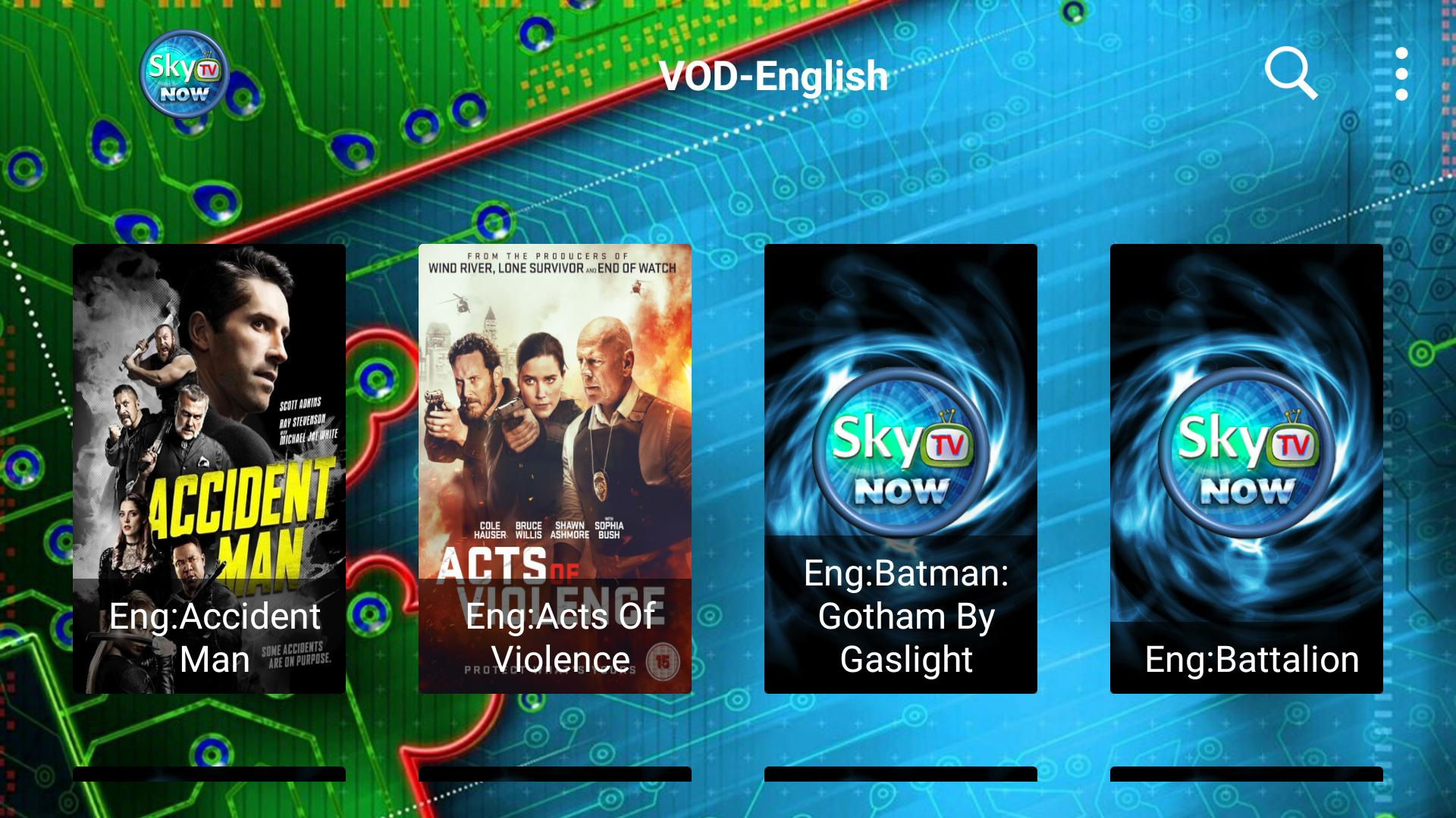 Sky TV Now for Android - APK Download